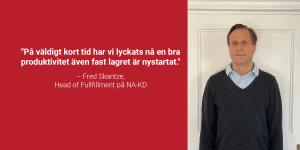 Fred Skantze - NAKD