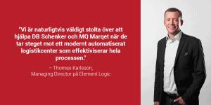 Thomas Karlsson - Element Logic
