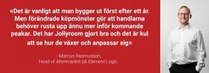 Marcus Rasmusson - Element Logic
