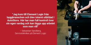 Sebastian Element Logic